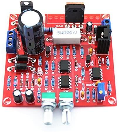 New Original Hiland 0-30V 2mA - 3A Adjustable DC Regulated Power Supply DIY Kit By koko