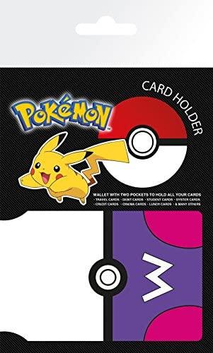 GB Eye Masterball Pokemon Card Holder, Multi-Colour
