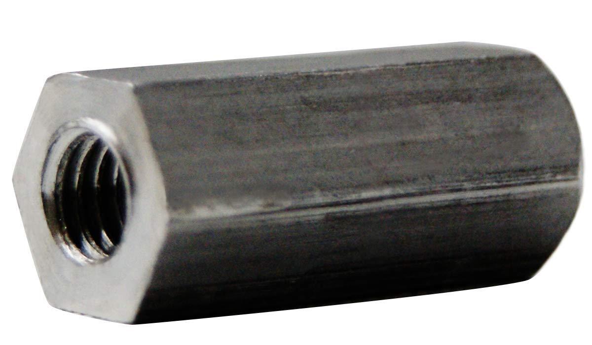 Small Parts 312008HFA Aluminum Female Threaded Hex Standoff, 5/16