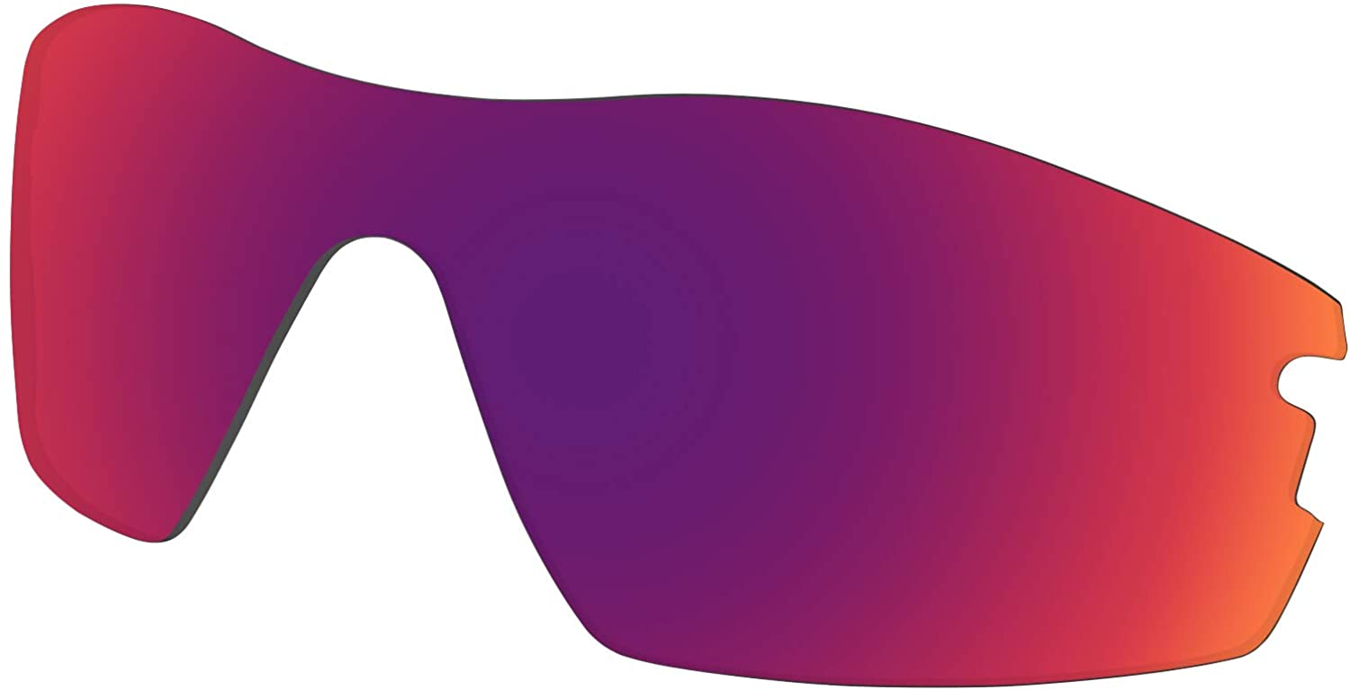 Lenses Replacement for Oakley Radar Pitch Sunglass Polarized - Midnight Sun Mirror