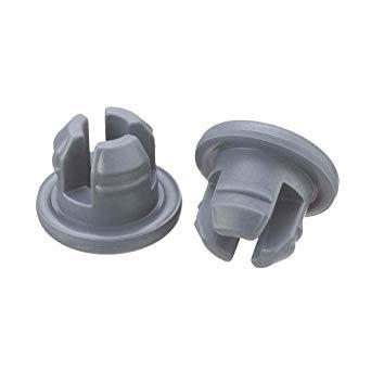 20mm Vial Rubber Stoppers 3 Leg Gray Bag of 100