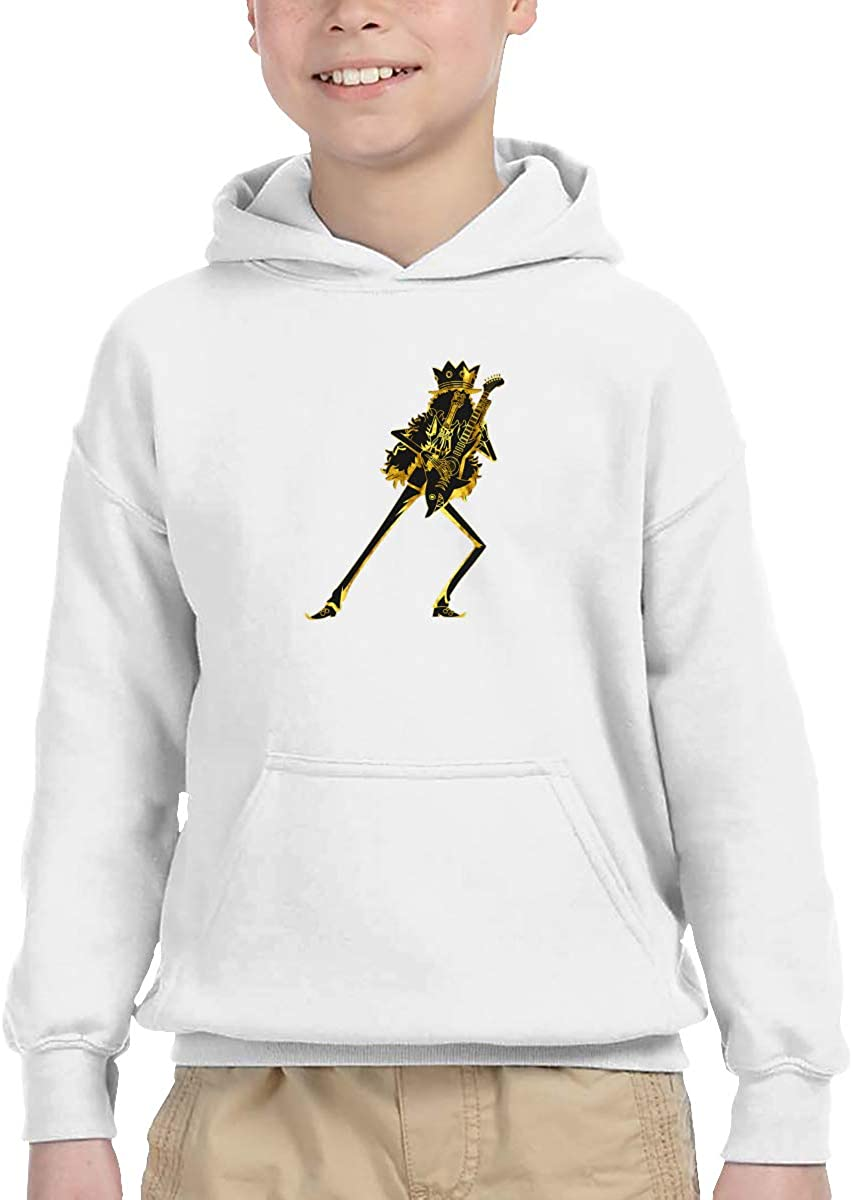 Soul King Brook Personality Design Boy Girls Hoodie Sweatshirt