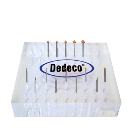 Dedeco 0537 Goldies, High Speed, Assortment, 90 BR/CT (Pack of 14)