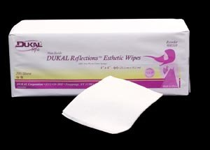 Reflections Esthetic Wipe, Non-Sterile, 4-Ply, 4 Width, 4 Length