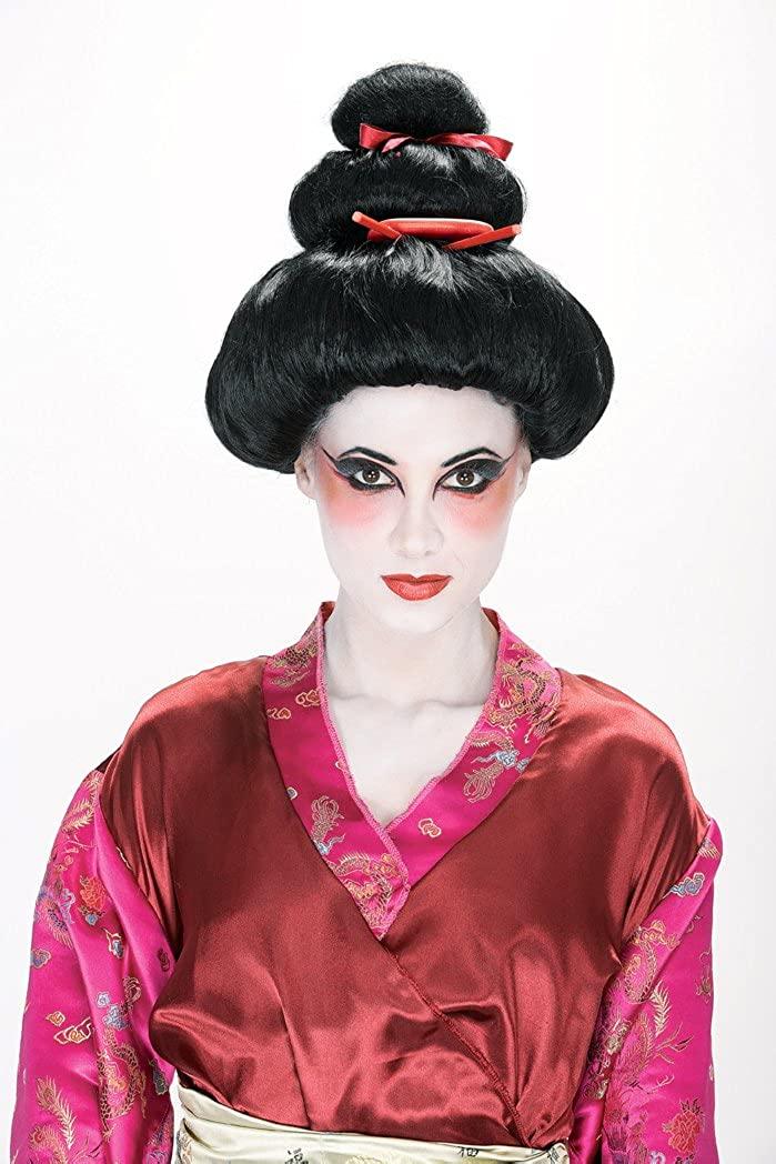 Paper Magic Group Inc Women's Geisha Wig