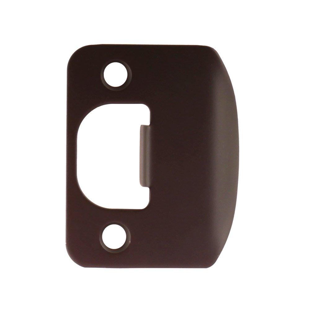 Dexter Commercial Hardware C2000-RCFLS-613 Grade2 Radius Corner, Full Lip Strike, Oil Rubbed Dark Bronze