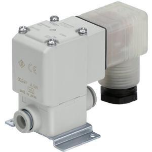 SMC VX2260G-03N-5G1-B valve - vx2 2-way media valve family vx2 body pt 3/8 npt - valve, media (n.c) lqa