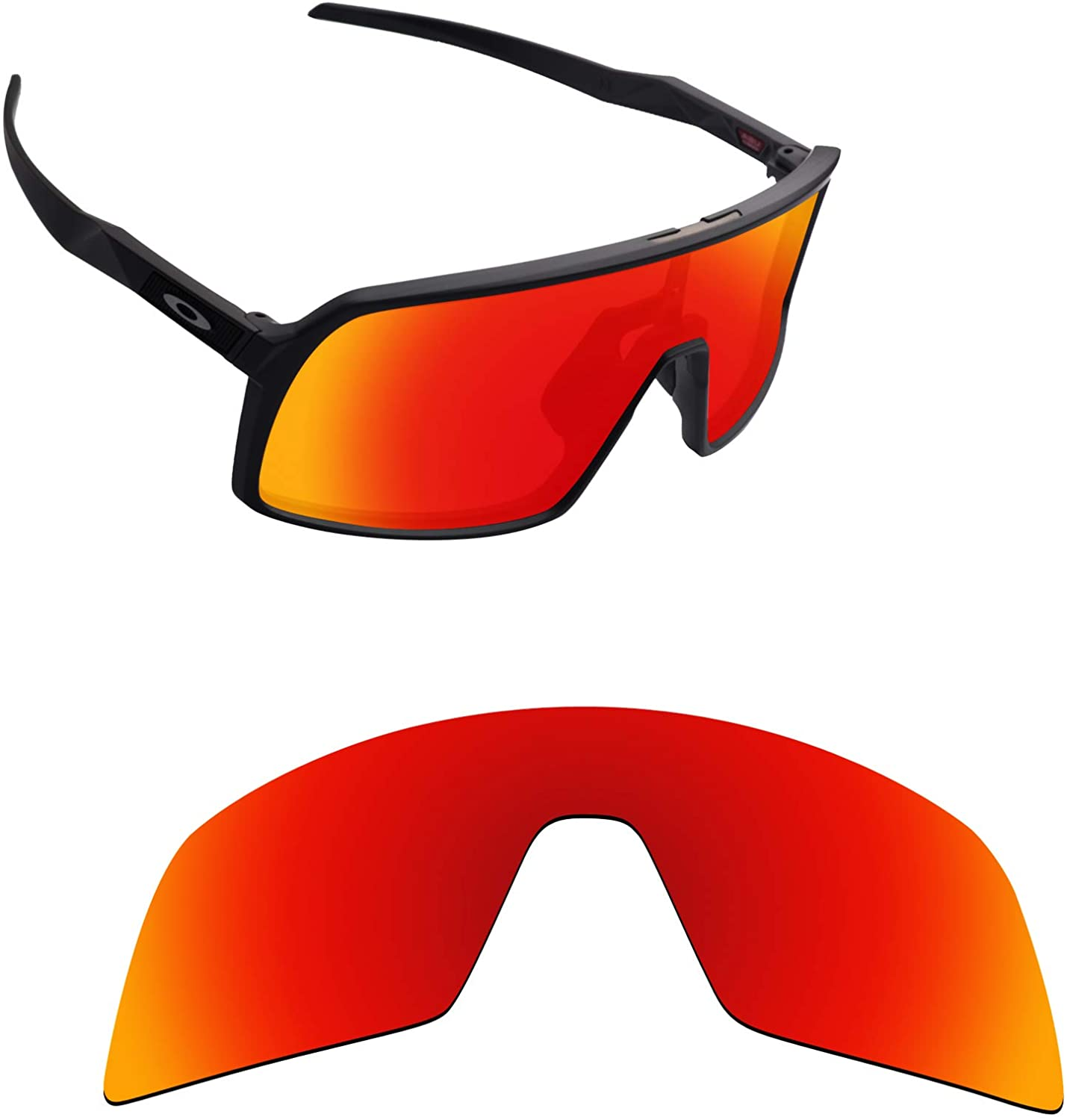 Alphax Polarized Replacement Lenses for Oakley Sutro OO9406 - Multiple Options