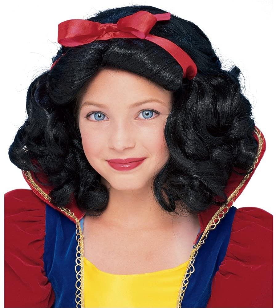 Rubie's Child Snow White Wig