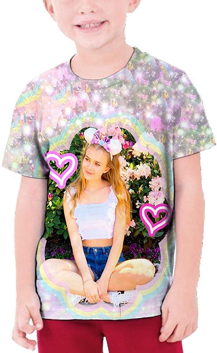 Iamsanna Gamer Shirt Shirts for Teen Boys Top Shirts