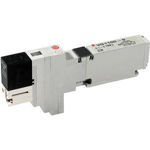 SMC VQ1A01NY-5-Q valve - vq1000/vq20/vq30 valve family vq1000 built in fitting <1/4 - valve, 4 position