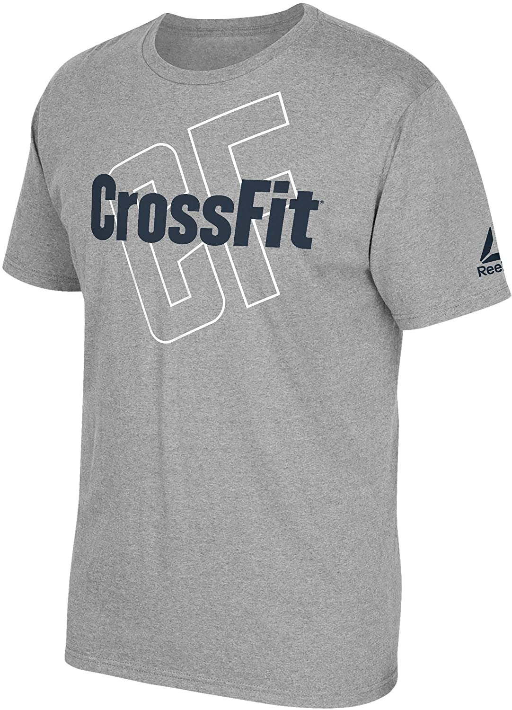 Reebok Men's Crossfit Forging Elite Fitness Tee