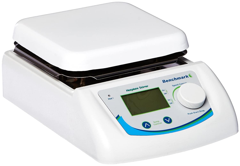 Benchmark Scientific H3760-HS Digital Hotplate and Stirrer, 6.5