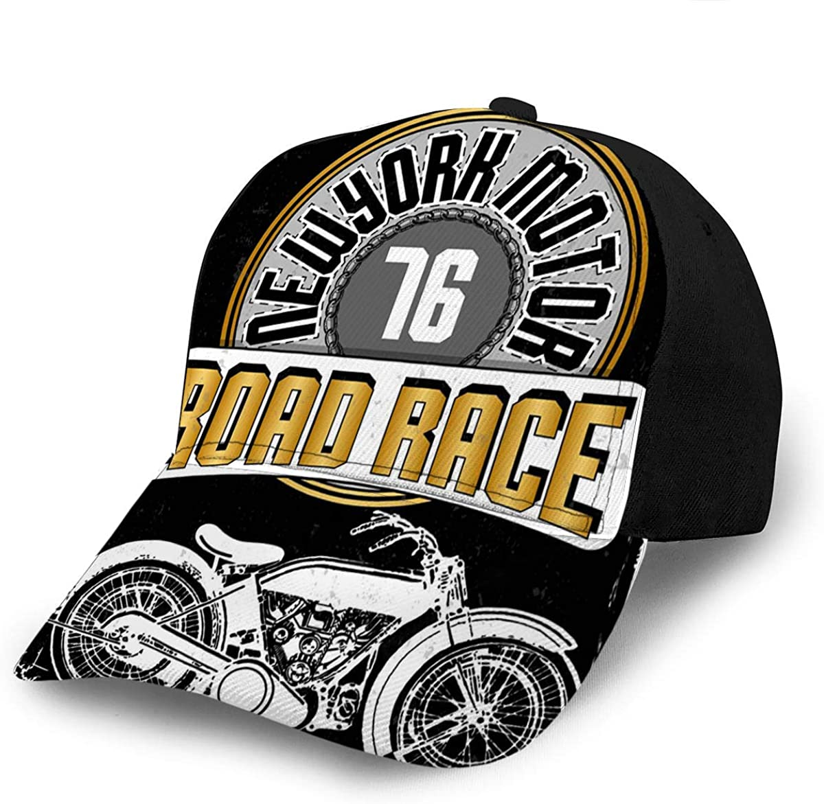 Baseball Hats Caps Motorcycle Label Custom Chopper Golf Caps