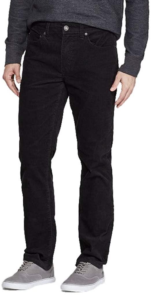 Goodfellow & Co Men's Slim Fit Corduroy Trouser - Stick Brown -