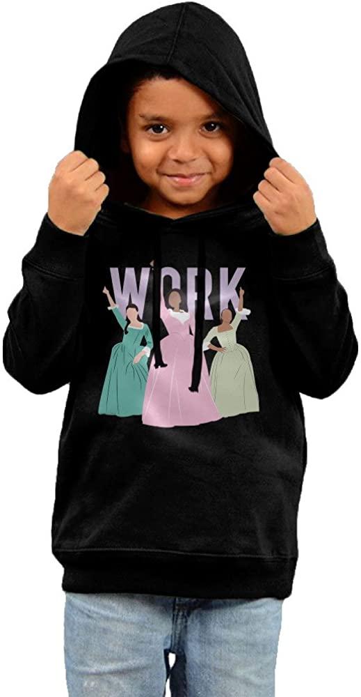 Chat 1000 Schuyler Work Sisters Toddler Hooded Sweatshirt