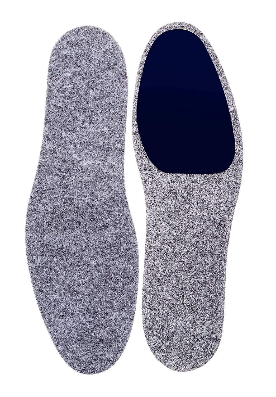 AetnaFelt Half Spring Steel Turf Toe Insole, Men's 14