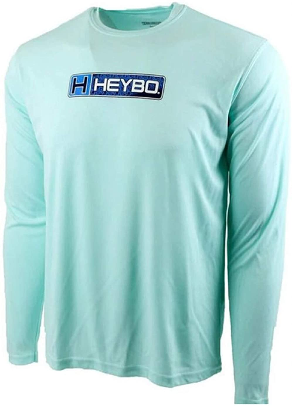 Heybo Mens Blue Tunaflage, Pale Yellow