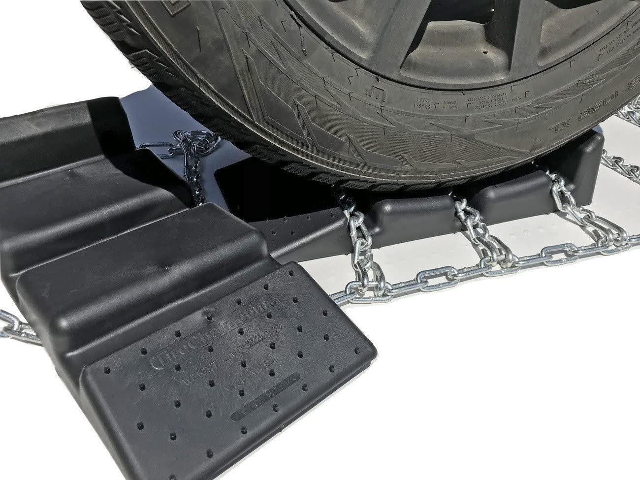 TireChain.com Tire Chains Ramps - SNO-Chain Ramps.