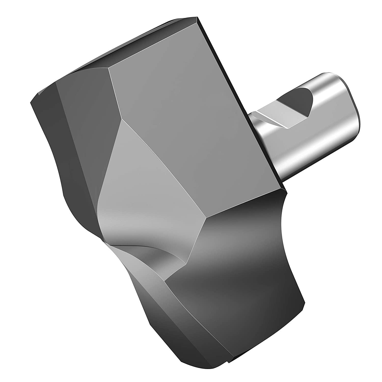 Sandvik Coromant, 870-2290-22-GP 4334, CoroDrill 870 Drill tip, Carbide, Right Hand, 4334 Grade, PVD TiAlN, Zertivo Technology