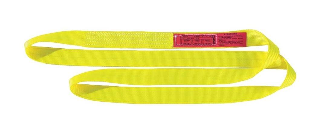 Liftall EN1801NX14 Nylon Web Sling, Endless Style, 1-ply, 1