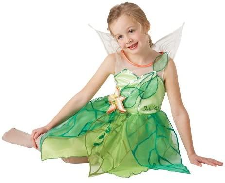 Disney Fairies Tinkerbell Costume (Large, 7-8 years)
