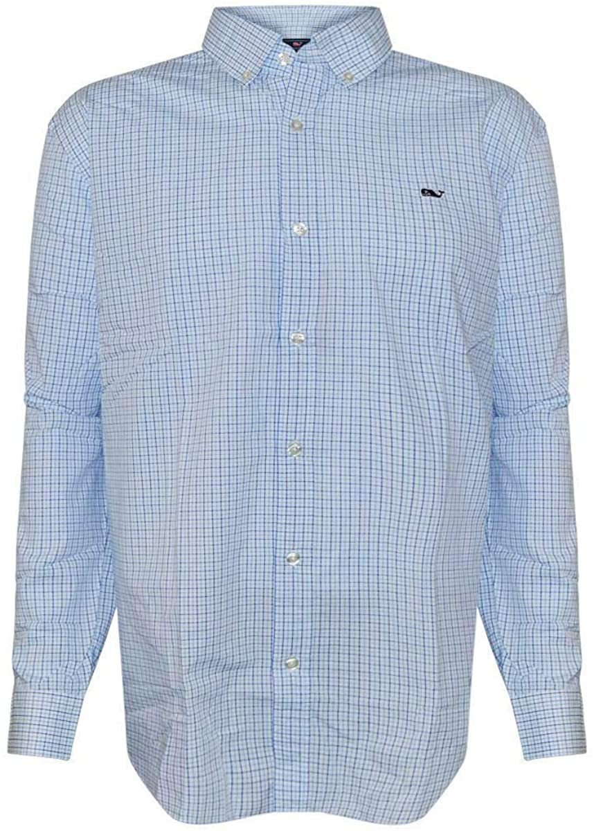 Vineyard Vines Men's St. Maarten Stripe Tucker Shirt