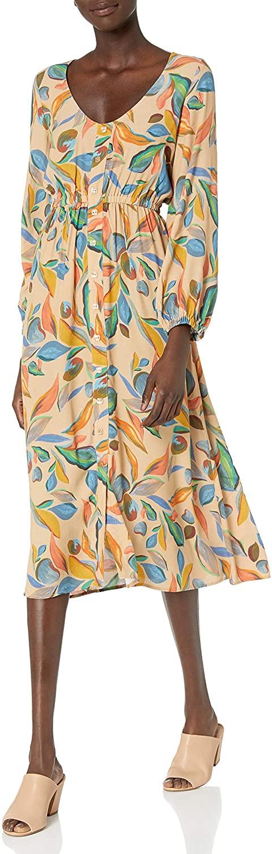 Rachel Pally Women's Crepe Audrey Dress
