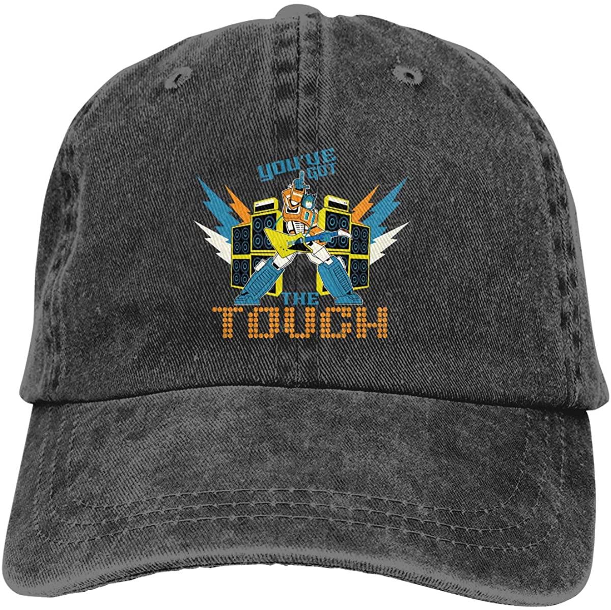 Tlt You've Got The Touch Adjustable Unisex Hat Baseball Caps Black