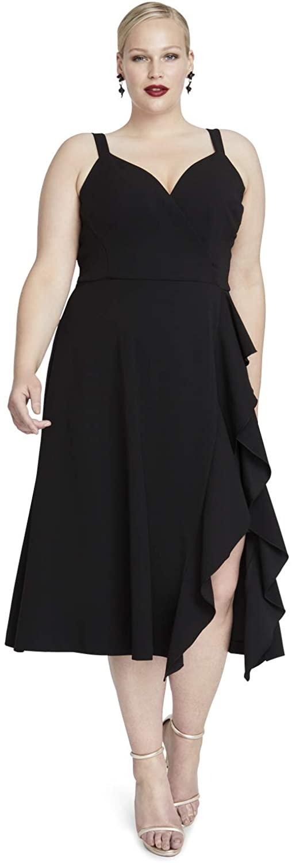 RACHEL Rachel Roy Womens Amelie Dress