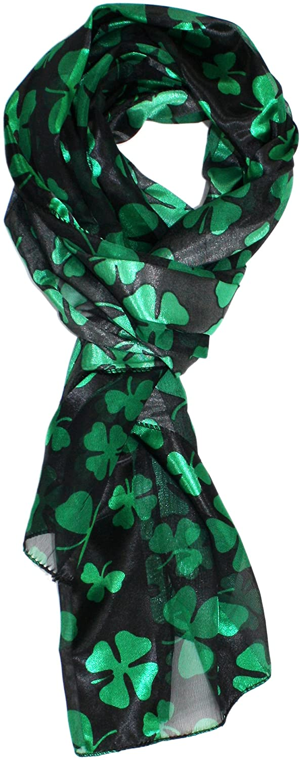 Ted & Jack - Luck of The Irish St. Patrick's Day Scarf