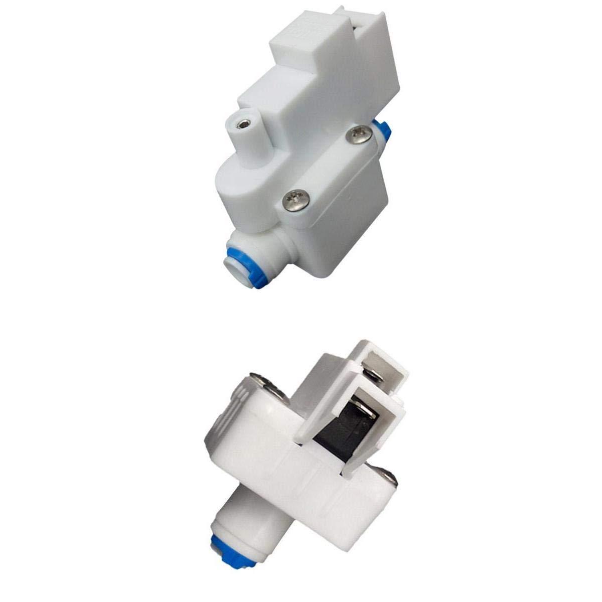 shamjina 2pcs High Voltage Water Purifier Switch Parts Valve Regulator