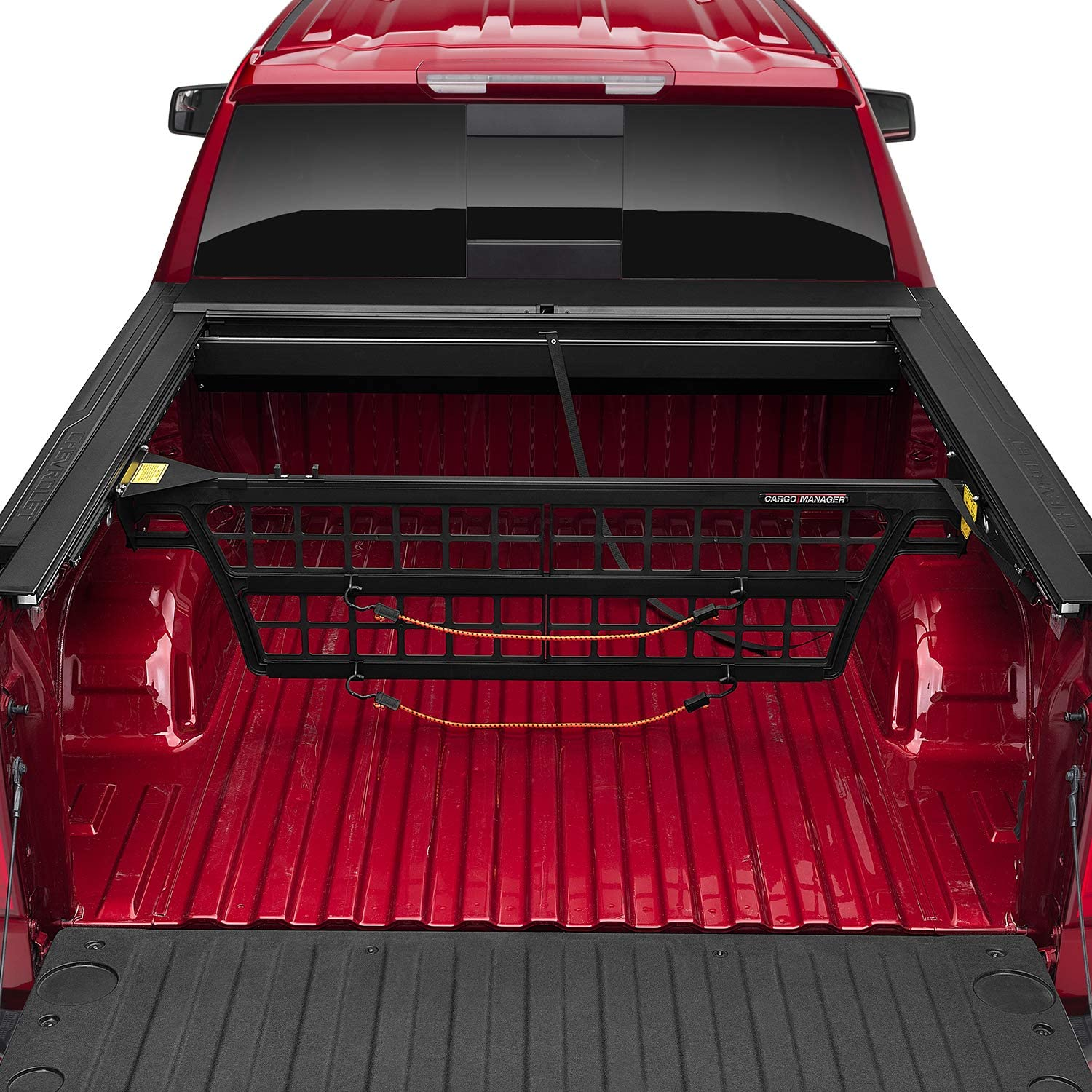 Roll N Lock Cargo Manager Truck Bed Organizer | CM123 | Fits 2019 - 2020 Ford Ranger 6' Bed