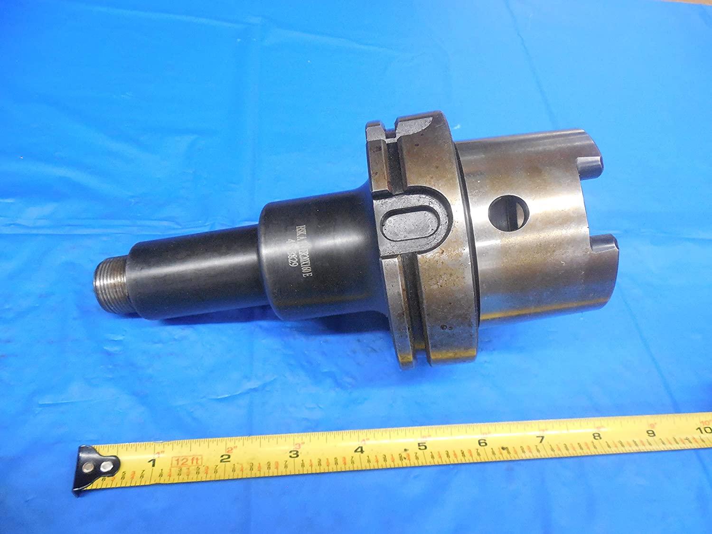 ISCAR HSK100A ER20 Collet Chuck Tool Holder 5 7/8 Projection HSK A100 ER20X160E