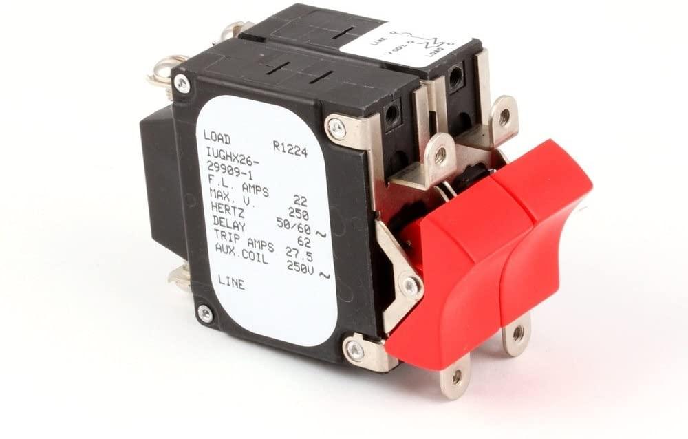 Apw Wyott 1503705, Circuit Breaker