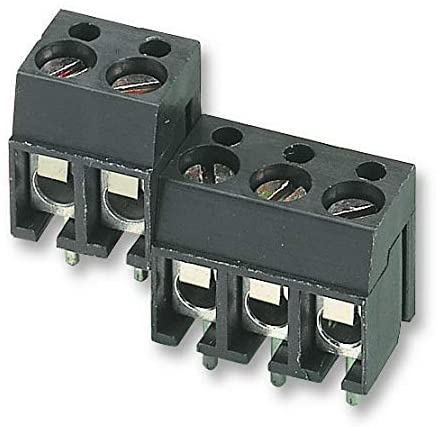20.101M/6 - Wire-To-Board Terminal Block, 6, 300 V, 16 A, 22 AWG, 12 AWG RoHS Compliant: Yes, (Pack of 10)