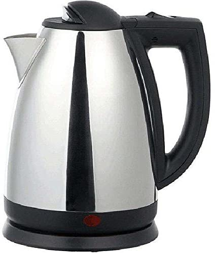 Brentwood Appliances KT-1800 Stainless 2-liter Electric Tea Kettle -Auto Shut Off 1,000 Watts Order Now! With E-book Gift