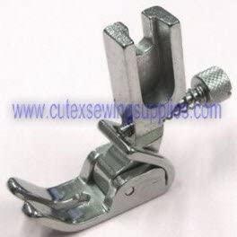 Cutex Brand Industrial Sewing Machine Screw Adjusting Shirring Ruffling Gathering Foot S952