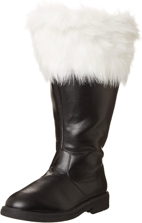 Funtasma Men's Santa Combat Boot