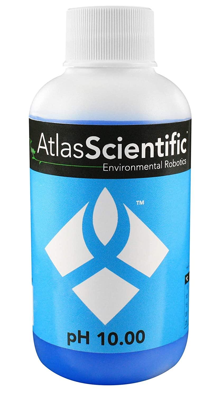 Atlas Scientific pH 10.00 Calibration Solution 125ml (4oz)
