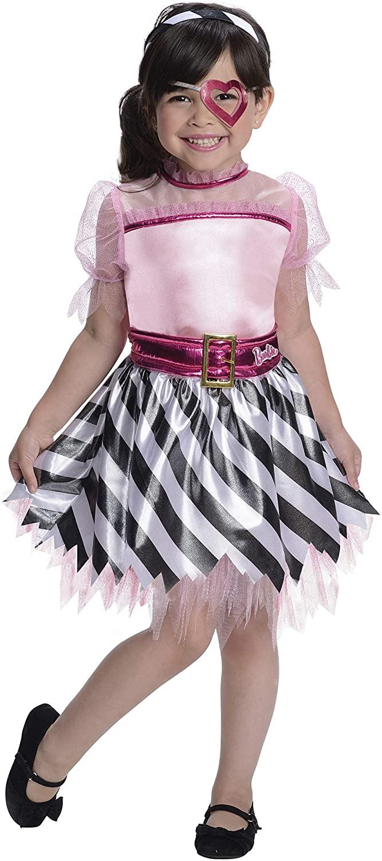 Barbie Pirate Costume, Small
