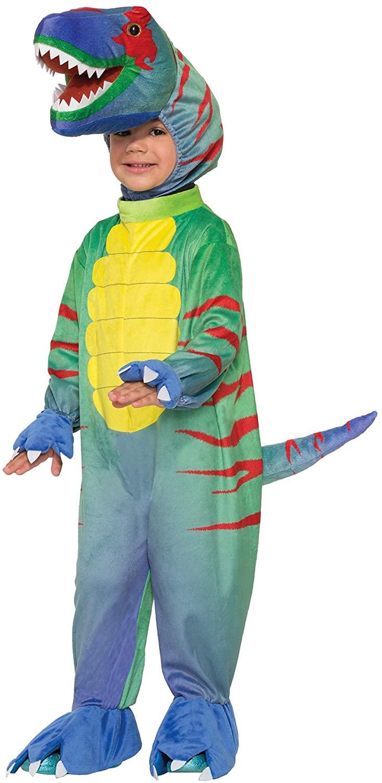 Forum Novelties Kids Sly Raptor Costume, Multicolor, Toddler