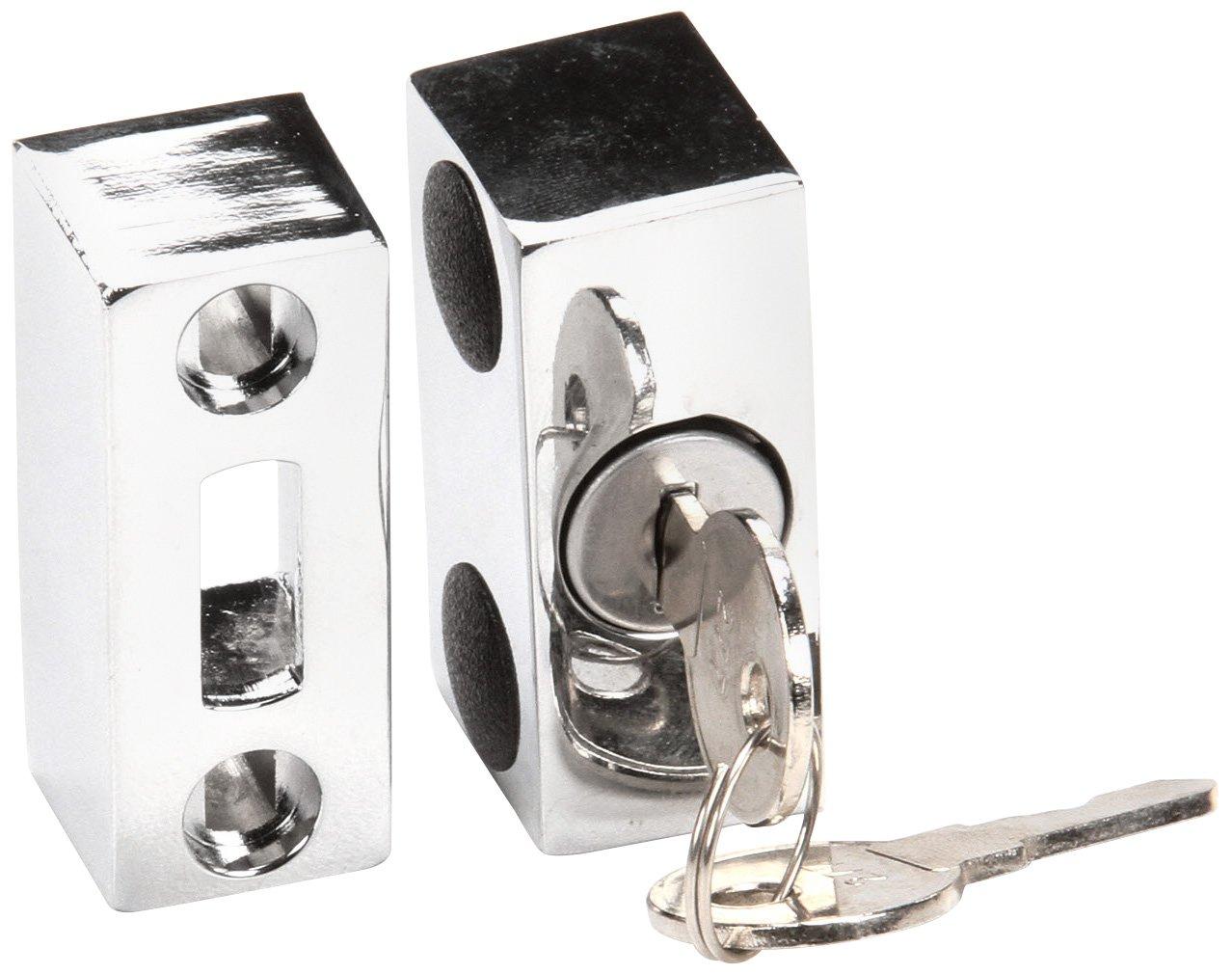 Randell HD LCK150B Door Lock Glass Reach, in 1996-Pr