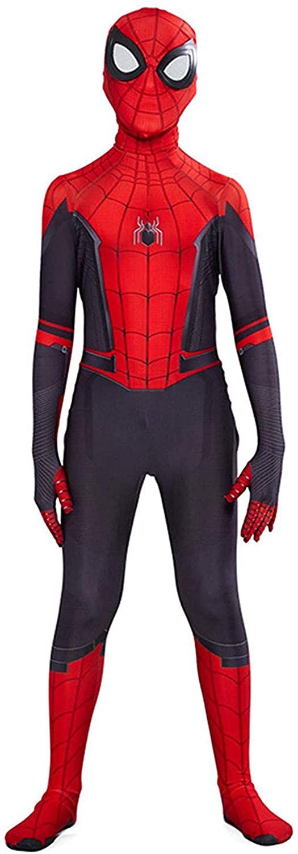 ugoccam Superhero Kids Bodysuit Boys Zentai Suit Cosplay Jumpsuit