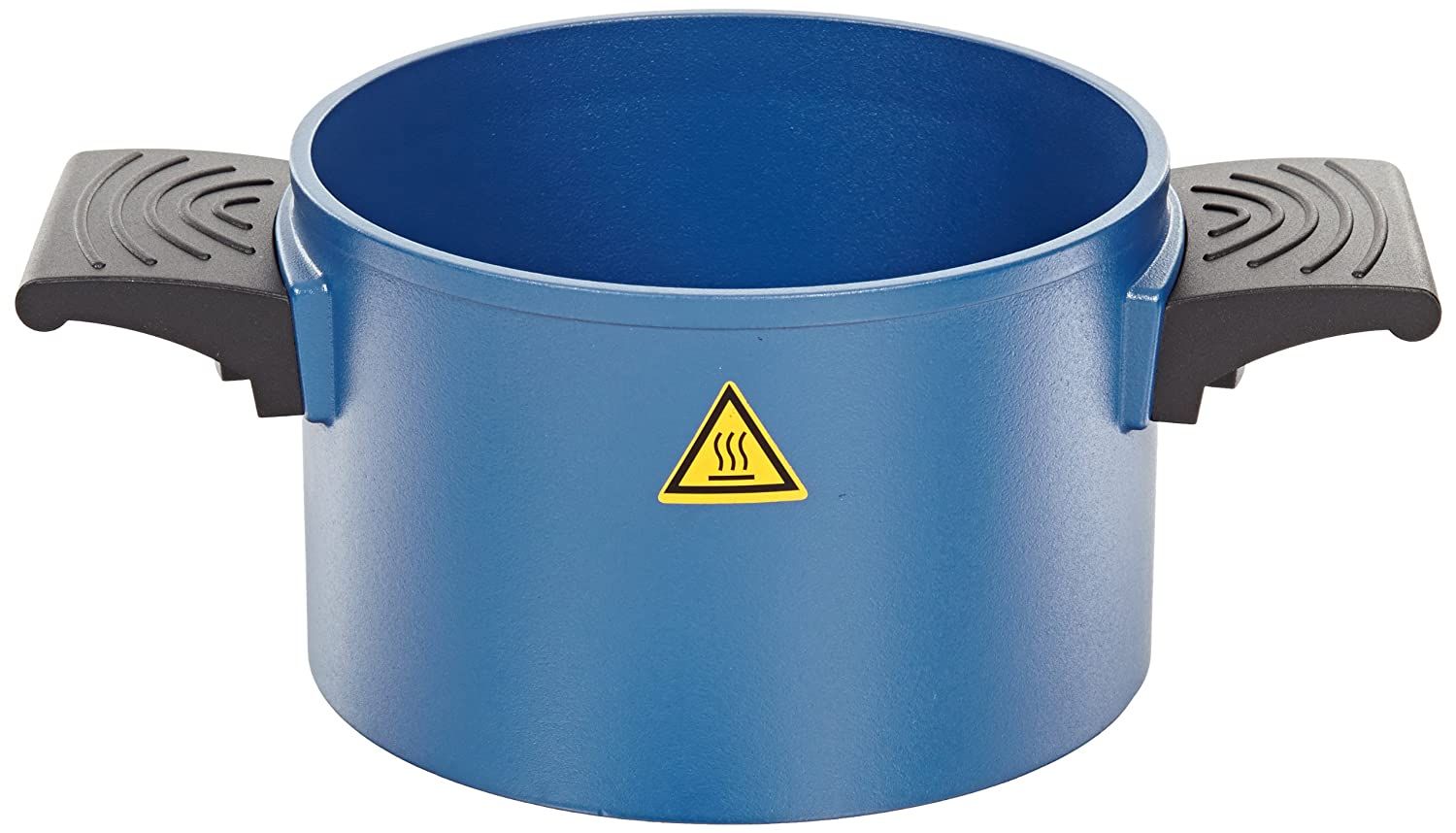 Heidolph 036110440 Aluminum Water Heating Bath for Hot Plates and Hot Plates Stirrers, PTFE Coated, 1L Capacity