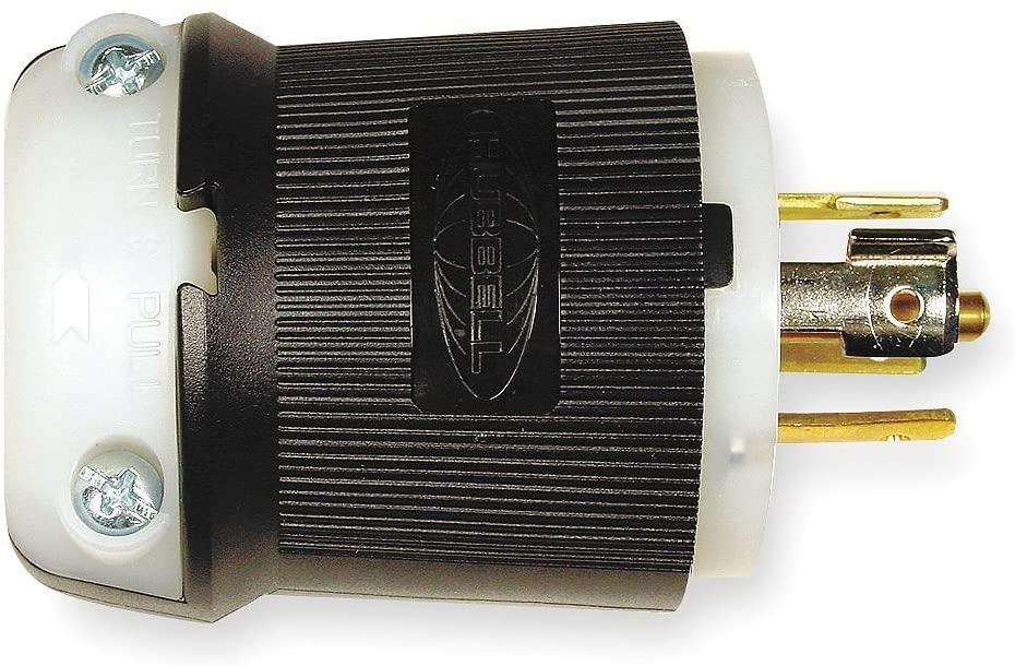 Plug, Locking, 20 A, L21-20