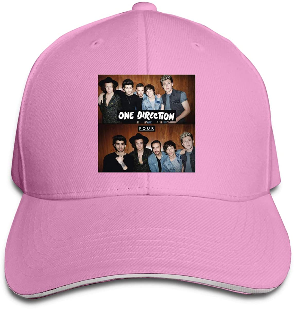 One Direction Four Unisex One Direction Four Comfortable, Breathable, Handsome Sunbonnet