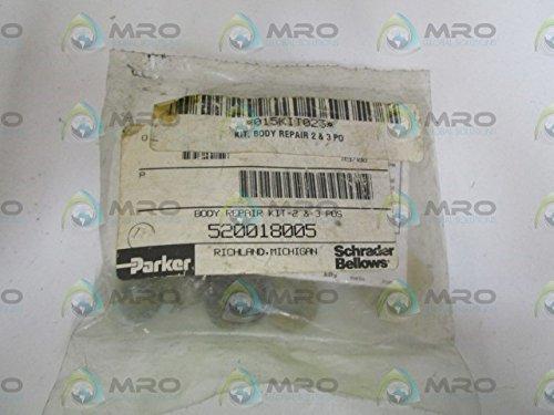 PARKER 520018005 BODY REPAIR KITNEW IN FACTORY BAG