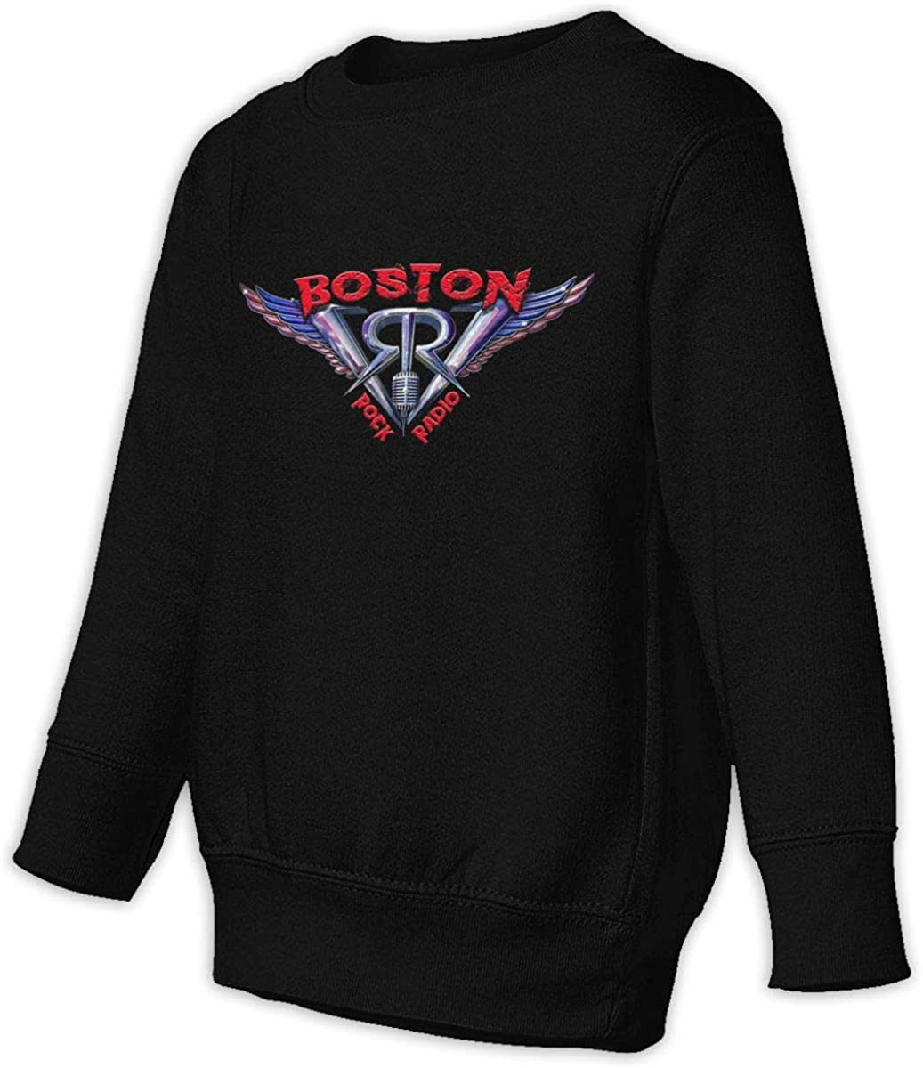NOT Boston Rock Band Unisex Sweatshirt Youth Boy and Girls Pullover Sweatshirt