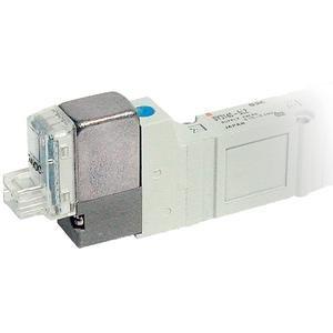 SMC SY7440R-5D-S valve - sy7000 sol/valve, rubber seal family sy7000 no size rating - valve, dbl sol, base mt,lqa